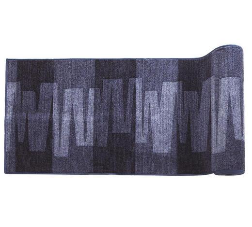 LÄUFER per  Lfm - Blau, KONVENTIONELL, Kunststoff/Textil (67cm) - Esposa