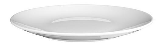 SPEISETELLER Keramik Porzellan - Weiß, Basics, Keramik (25,5cm) - Seltmann Weiden