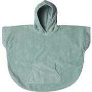 PONCHO - Pastellgrün/Schwarz, Trend, Textil (86/92) - Bebe Jou