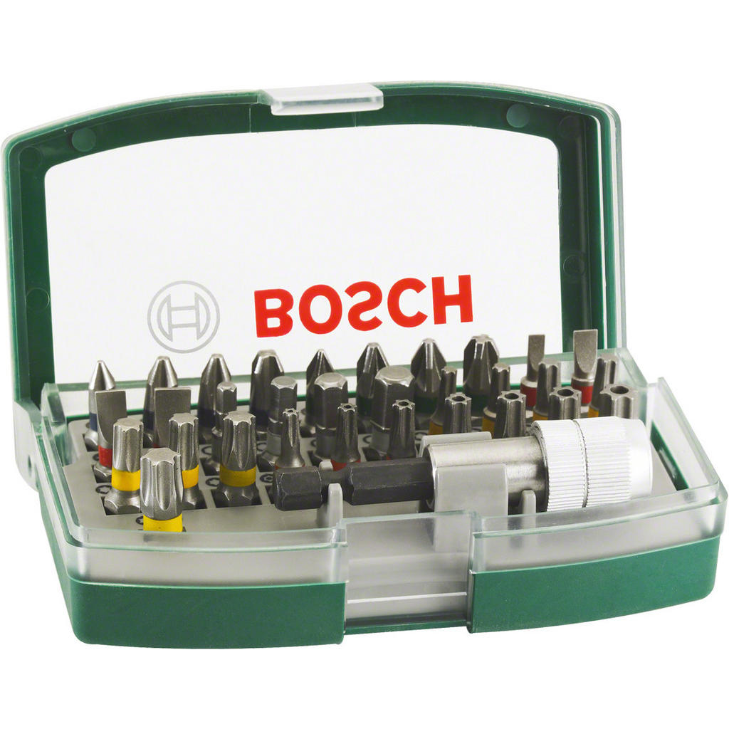 Bosch Bosch-schrauberbit-set 32tlg.