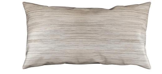 KISSENHÜLLE Taupe 40/80 cm - Taupe, Basics, Textil (40/80cm) - Ambiente