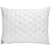 Kopfkissen 50/70 cm  - Weiß, Basics, Kunststoff/Textil (50/70cm) - Sleeptex