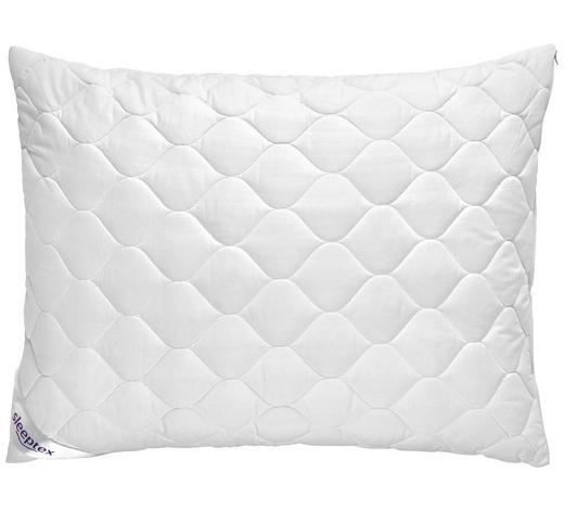 KOPFPOLSTER 70/90 cm - Weiß, Basics, Textil (70/90cm) - Sleeptex
