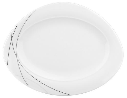 SERVIERPLATTE - Weiß, Basics, Keramik (31cm) - Seltmann Weiden