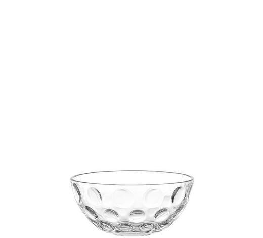 SCHALE 14, cm - Transparent, Trend, Glas (14,cm) - Leonardo