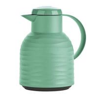 ISOLIERKANNE 1,0 L  - Mintgrün, Basics, Kunststoff (1,0l) - Emsa