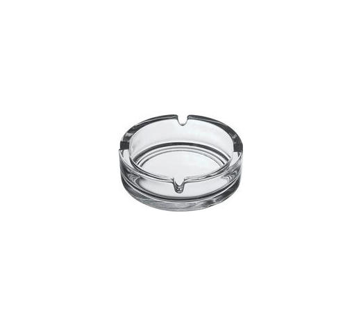 POPELNÍK - čiré, Basics, sklo (10,5cm) - Homeware