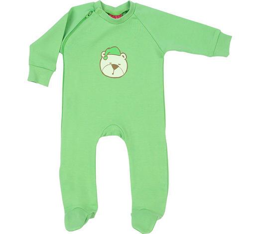 77e7aae46e5b32 SCHLAFANZUG - Grün, Basics, Textil (56null) - My Baby Lou