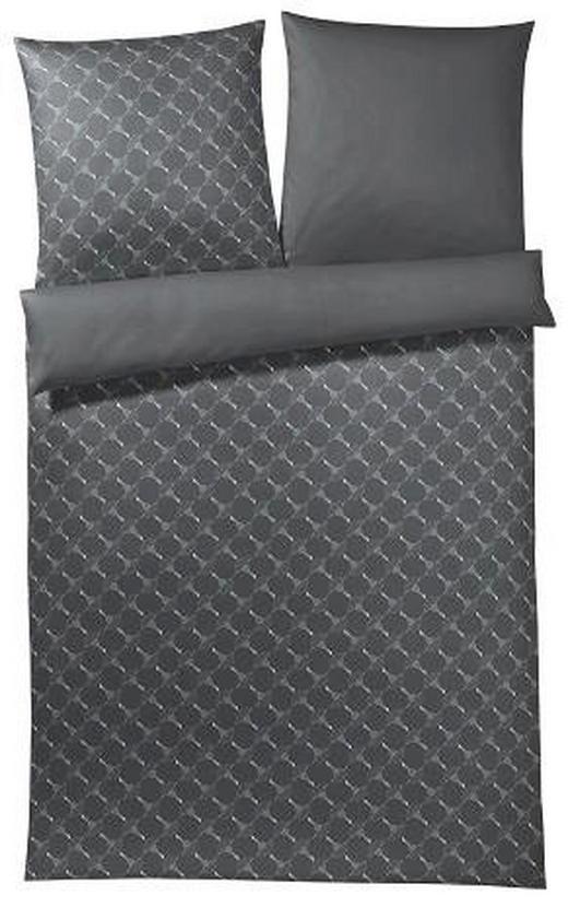 BETTWÄSCHE Makosatin Graphitfarben 135/200 cm - Graphitfarben, Basics, Textil (135/200cm) - JOOP!