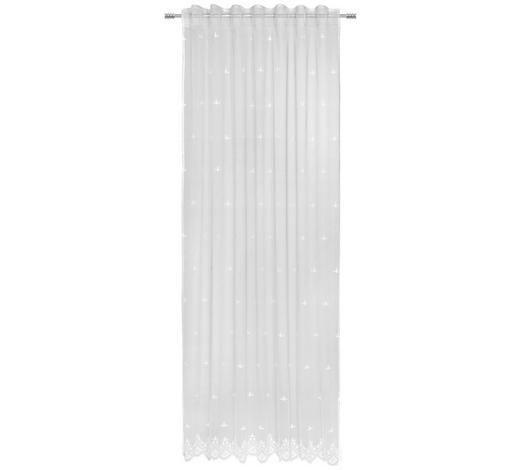 FERTIGVORHANG transparent - Naturfarben, Trend, Textil (135/245cm) - Landscape