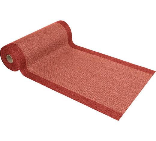 LÄUFER per  Lfm - Rot, KONVENTIONELL, Kunststoff/Textil (90cm) - Esposa