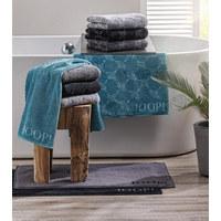 HANDTUCH 50/100 cm - Silberfarben, Basics, Textil (50/100cm) - Joop!
