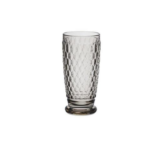 LONGDRINKGLAS 400 ml - Grau, Basics, Glas (0,40l) - Villeroy & Boch