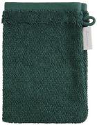 ŽÍNKA, tmavě zelená - tmavě zelená, Natur, textil (16/21cm) - Bio:Vio