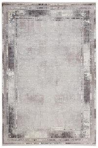 VÄVD MATTA 80/150 cm  - grå, Design, textil (80/150cm) - Dieter Knoll