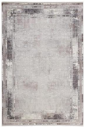 VÄVD MATTA - grå, Design, textil (80/150cm) - Dieter Knoll