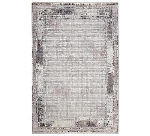 WEBTEPPICH - Grau, Design, Textil (80/150cm) - Dieter Knoll