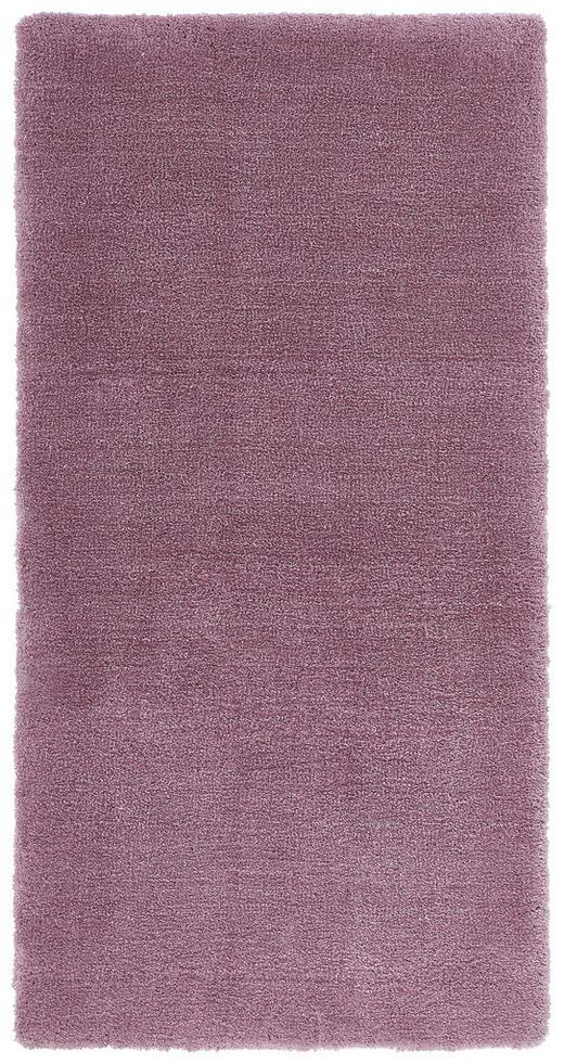 HOCHFLORTEPPICH - Aubergine, KONVENTIONELL, Textil (120/170cm) - Esprit