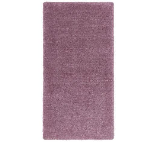 HOCHFLORTEPPICH - Aubergine, KONVENTIONELL, Textil (130/190cm) - Esprit