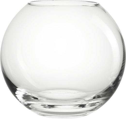VASE - Klar, Basics, Glas (20/17,5cm) - Leonardo
