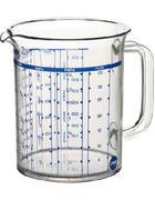 Messbecher 1,75 l  - Klar, Basics, Kunststoff (1,75l) - Emsa