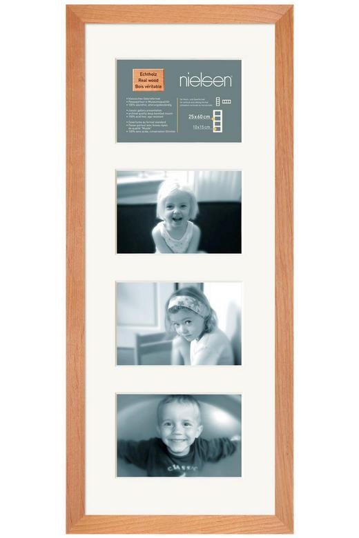 COLLAGEN-BILDERRAHMEN  Birkefarben - Birkefarben, Basics, Holz (25/60cm)