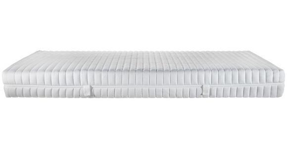 KALTSCHAUMMATRATZE 90/200 cm  - Weiß, Basics, Textil (90/200cm) - Sleeptex