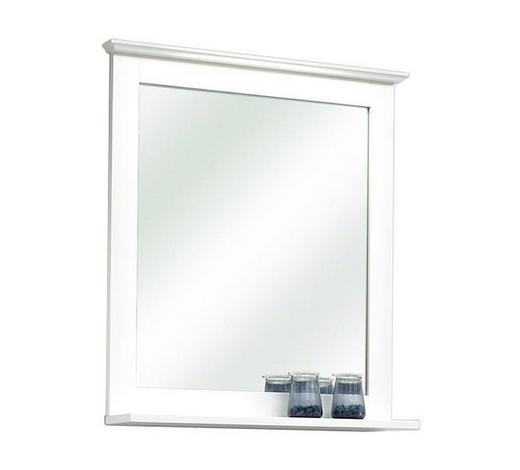 SPIEGEL Weiß  - Weiß, Design, Glas/Holzwerkstoff (60/68/12cm) - Carryhome