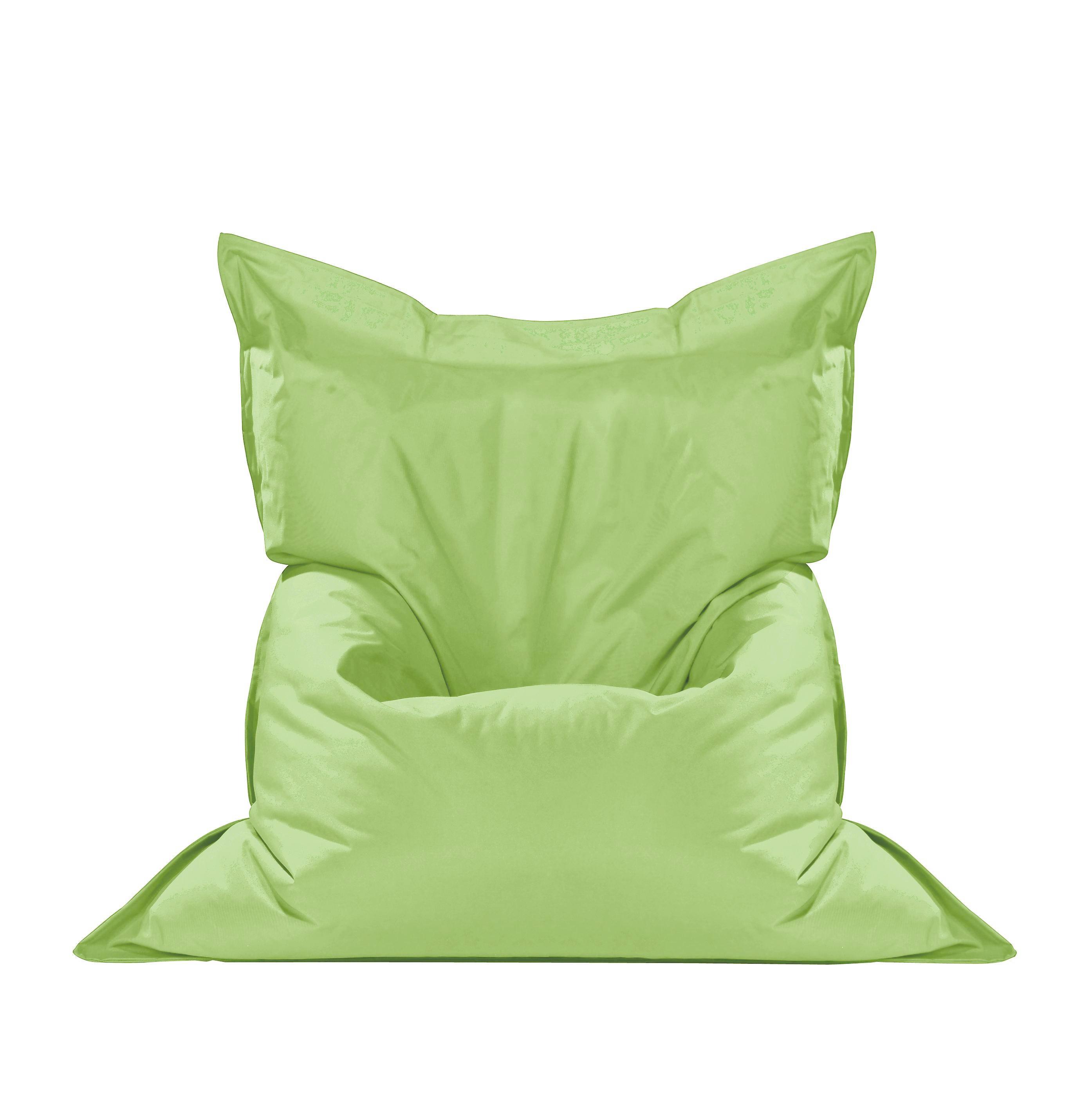 VREČA ZA SEDENJE BARI - zelena, Design, tekstil (180/14/140cm) - BOXXX