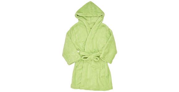 KINDERBADEMANTEL 116  - Grün, Basics, Textil (116null) - Esposa