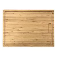 SCHNEIDEBRETT - Braun, Basics, Holz (45/35/4cm) - Homeware Profession.