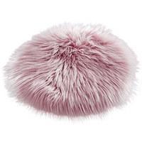 SITZKISSEN Pink 32 cm  - Pink, Trend, Textil (32cm) - Novel