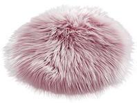 SITZKISSEN Rosa 32 cm  - Rosa, Trend, Textil (32cm) - Novel