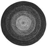 WOLLTEPPICH   Schwarz   - Schwarz, Trend, Textil (120cm) - Novel