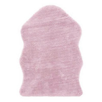 UMĚLÁ KOŽEŠINA - bílá, Trend, textilie (55/80cm) - Boxxx