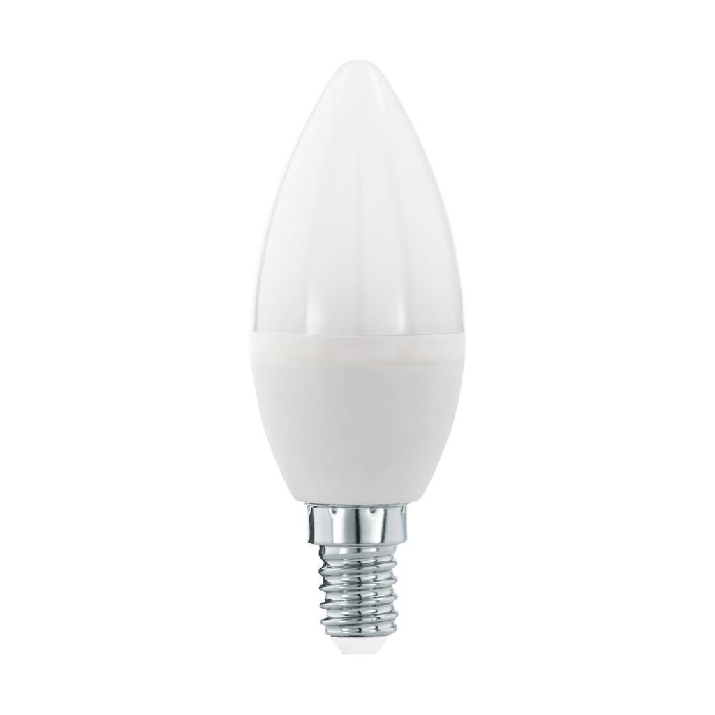 HOMEWARE LED-LEUCHTMITTEL E14 6 W, Weiß