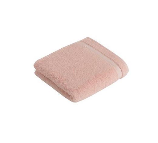 RUČNIK ZA GOSTE - pink, Konvencionalno, tekstil (40/60cm) - Vossen