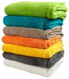 DEKA - bílá/oranžová, Basics, textil (130/170cm) - Boxxx