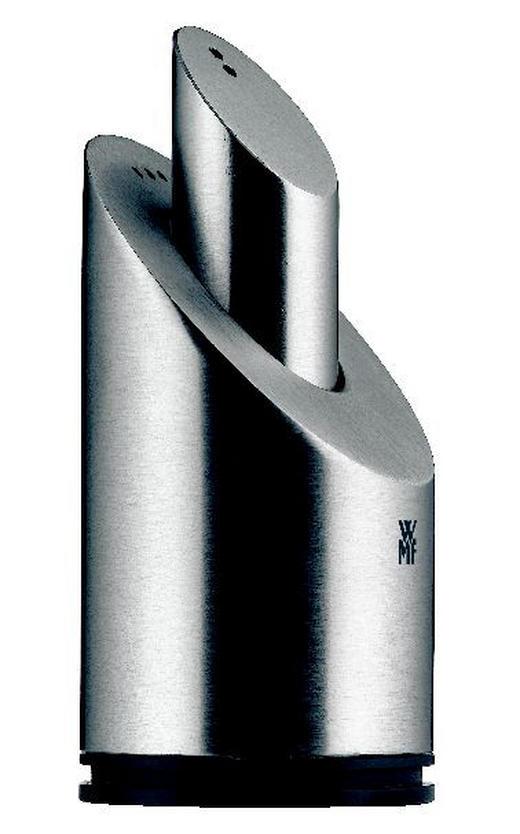 POSIPAČ ZA SOL I PAPAR - boje oplemenjenog čelika, Design, metal (4,5/8,6cm) - WMF