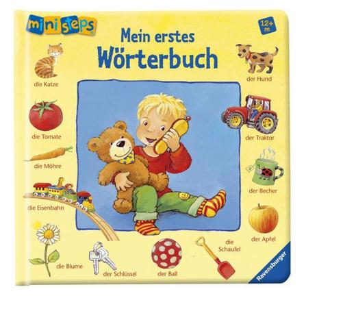 BILDERBUCH - Basics, Wellpappe (20/19,6/2,3cm) - Ravensburger