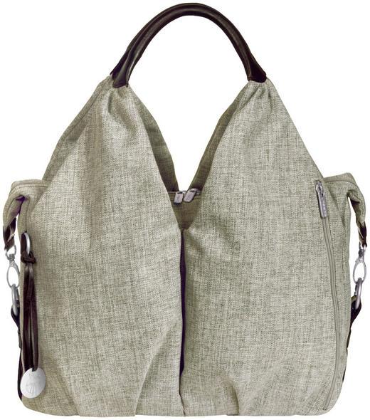 WICKELTASCHE - Sandfarben, Basics, Textil (43/14/43cm) - Lässig