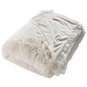 WOHNDECKE 150/200 cm Weiß - Weiß, Basics, Textil (150/200cm) - Novel