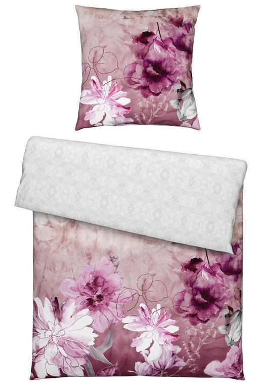 BETTWÄSCHE Satin Rosa 135/200 cm - Rosa, Trend, Textil (135/200cm) - Novel