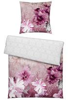 POSTELJINA - roza, Trend, tekstil (135/200cm) - Novel