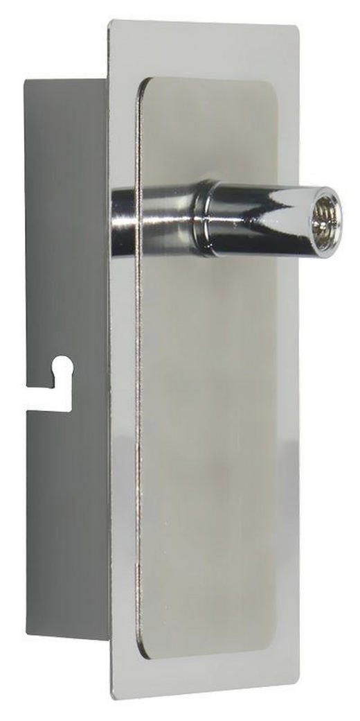 LED SVÍTIDLO - barvy chromu, Basics, kov (7/12cm) - BOXXX