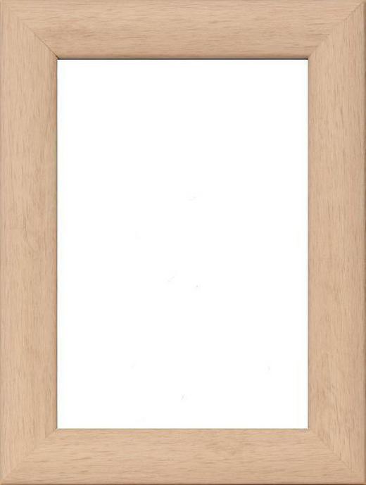 BILDERRAHMEN in Naturfarben - Naturfarben, Basics, Glas/Holz (18/23/1,5cm)