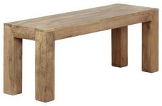 SITZBANK 120/45/35 cm  in Akaziefarben  - Akaziefarben, MODERN, Holz (120/45/35cm) - Carryhome