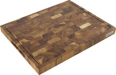 HACKBRETT - Akaziefarben, Basics, Holz (50/40/4cm) - Homeware