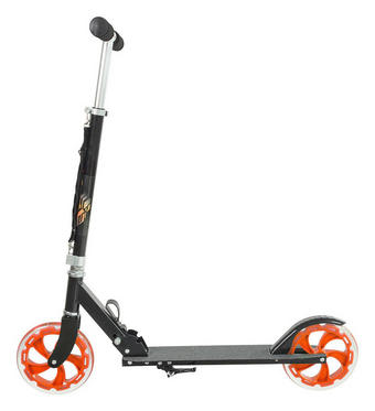 KICK SCOOTER KD 2017 - ORANGE - Orange, KONVENTIONELL, Kunststoff/Metall (35/100/89cm)