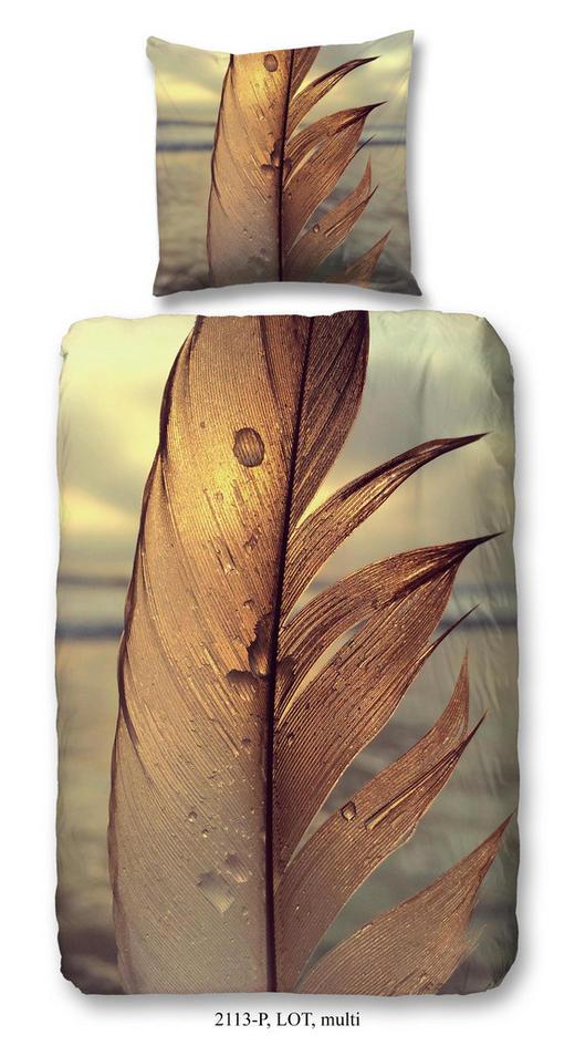 BETTWÄSCHE Renforcé Multicolor 155/220 cm - Multicolor, LIFESTYLE, Textil (155/220cm)